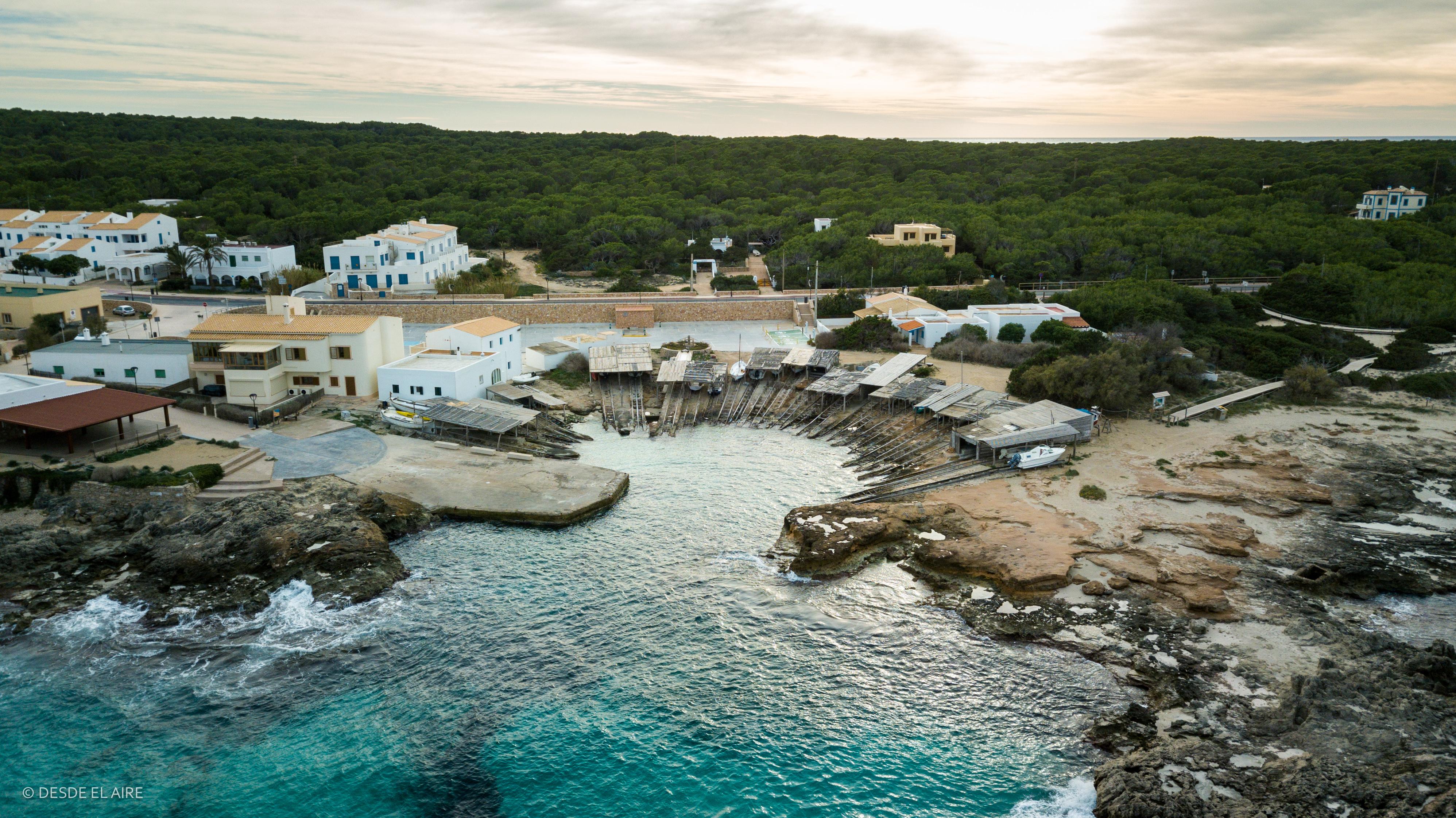 Caló de Sant Agustí Formentera