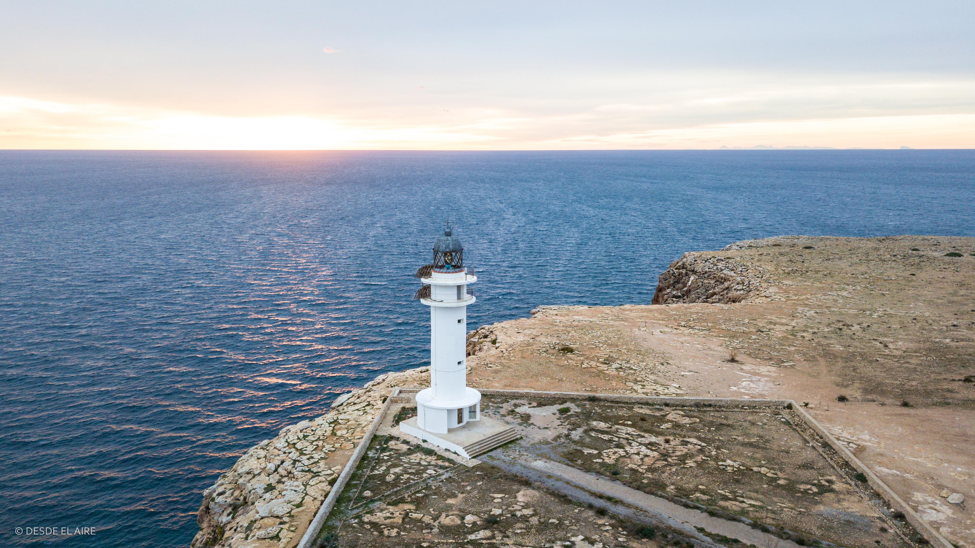 Faro cap De Barbaria Formentera