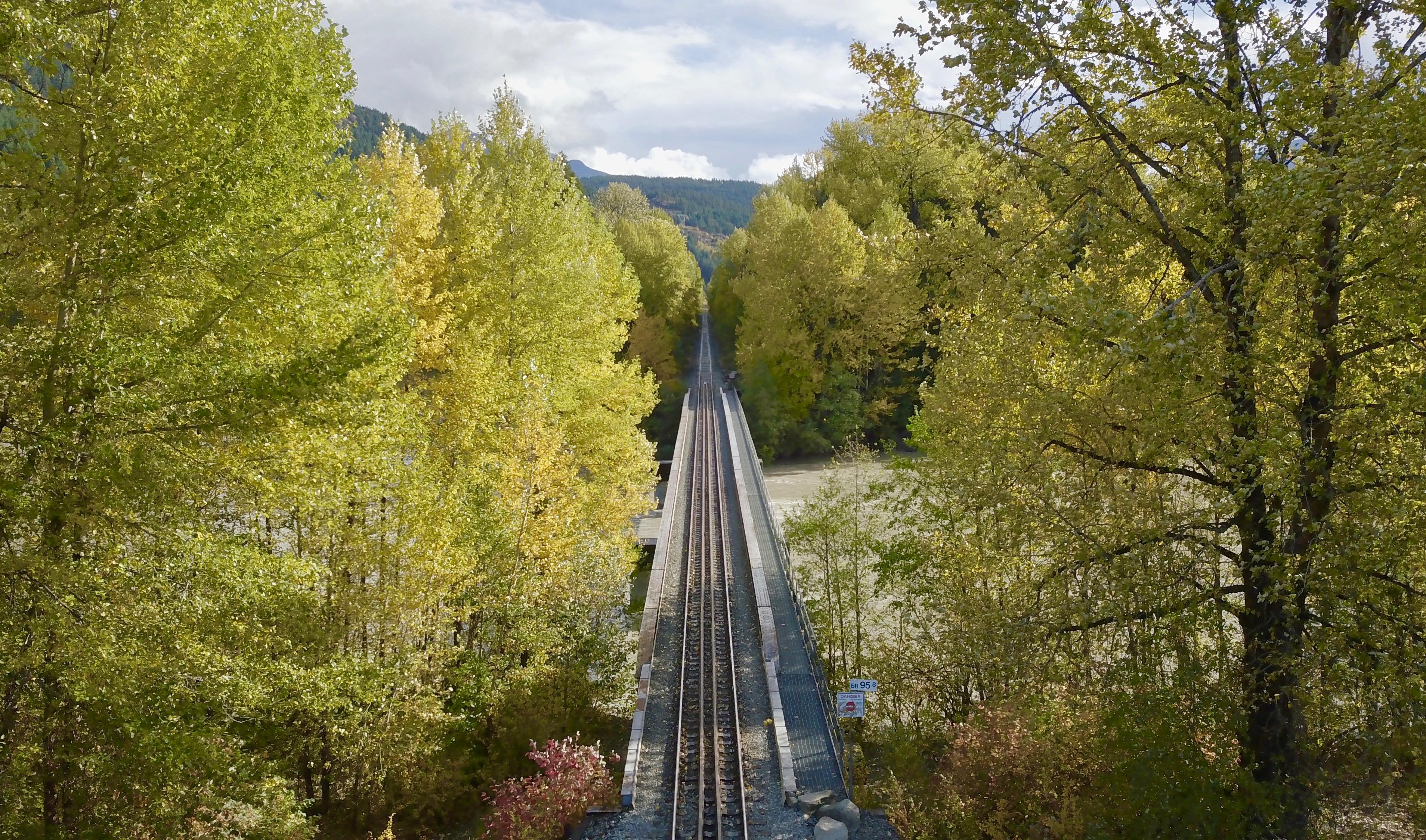 BC Rail - Pemberton