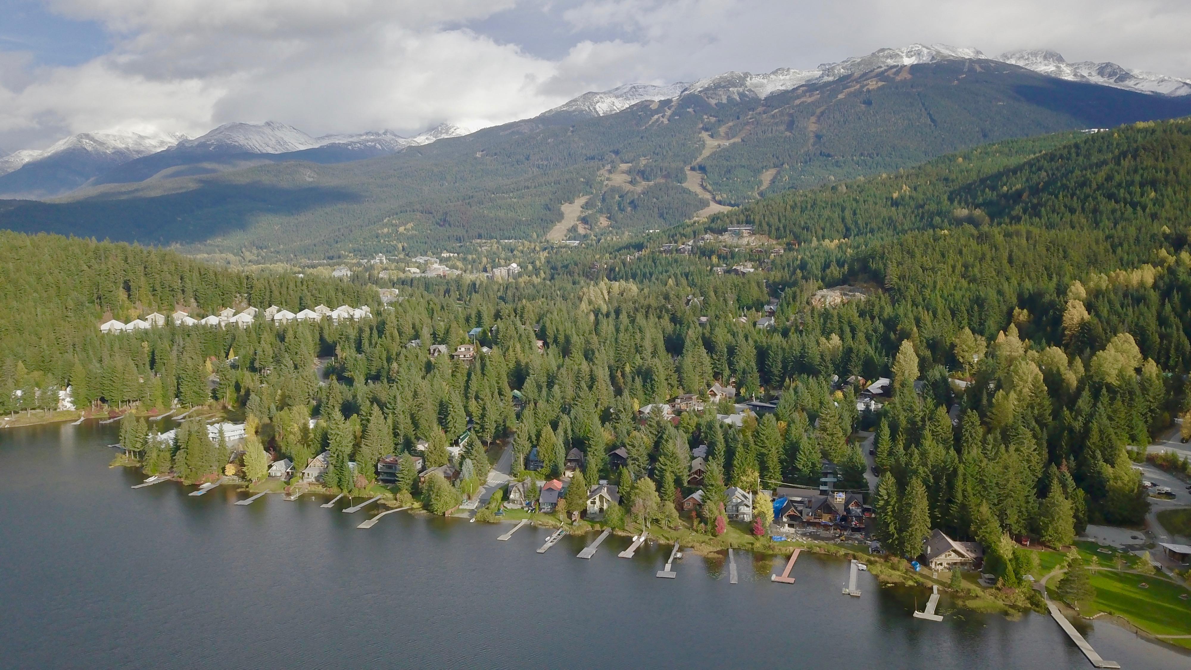Alta Lake - Whsitler