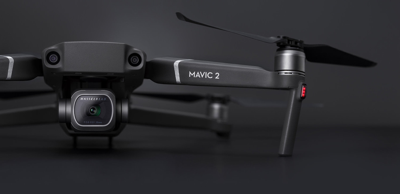 DJI Mavic 2 Pro Desde El Aire